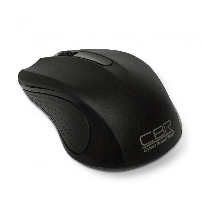 Мышь беспроводная CBR CM-404 USB Black