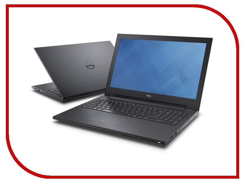Ноутбук Dell Inspiron 3542 Black 3542-1451 Intel Core i3-4005U 1.7 GHz/4096Mb/500Gb/DVD-ROM/Intel HD Graphics/Wi-Fi/Bluetooth/Cam/15.6/1366x768/Linux<br>