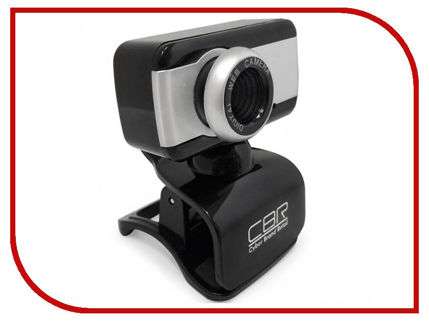 Вебкамера CBR CW 832M Silver холодильник автомоб cw unicool 25 1059886
