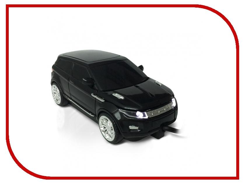 Мышь CBR MF 500 Rapido Black
