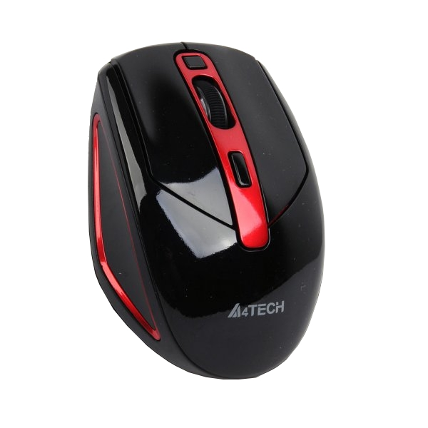 лучшая цена Мышь A4Tech G11-590FX-2 Black-Red