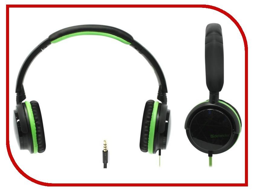 Гарнитура Defender Esprit-057 Green 63057