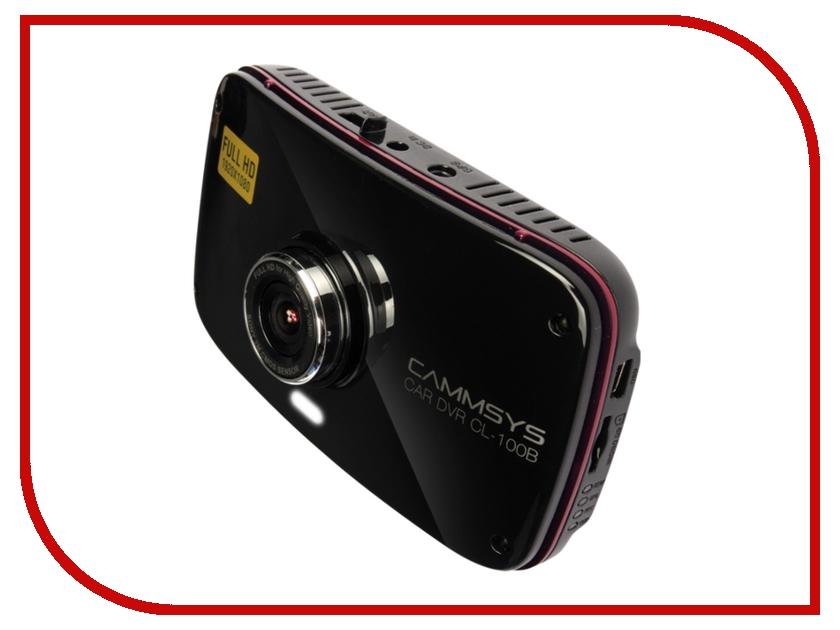 Видеорегистратор BlackSys CL-100B OBDII-1CH-GPS