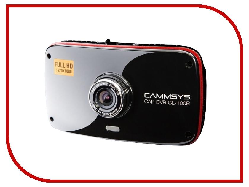 Видеорегистратор BlackSys CL-100B 1CH-GPS<br>