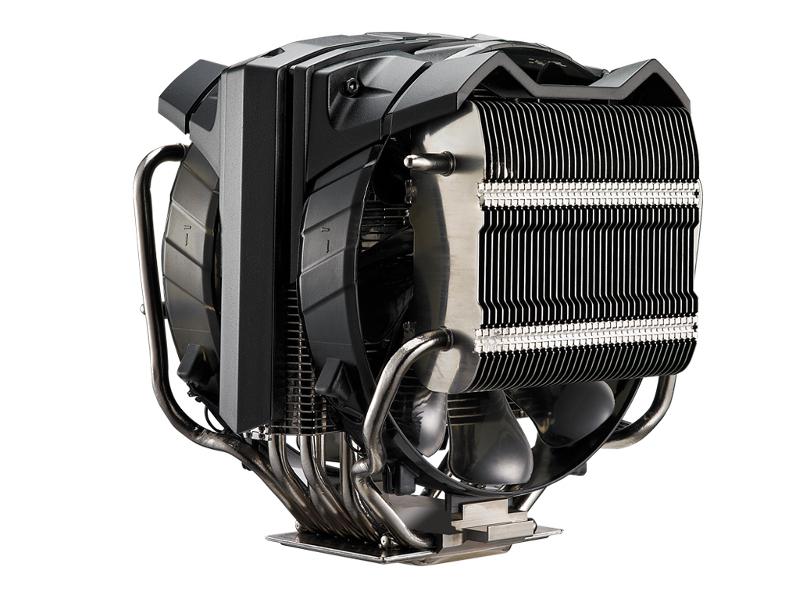 Кулер Cooler Master V8 GTS RR-V8VC-16PR-R1 (Intel LGA2011/LGA2011-3/LGA1366/LGA1150/LGA1155/LGA1156/LGA775/AMD FM1/FM2/FM2+/AM2/AM2+/AM3/AM3+)