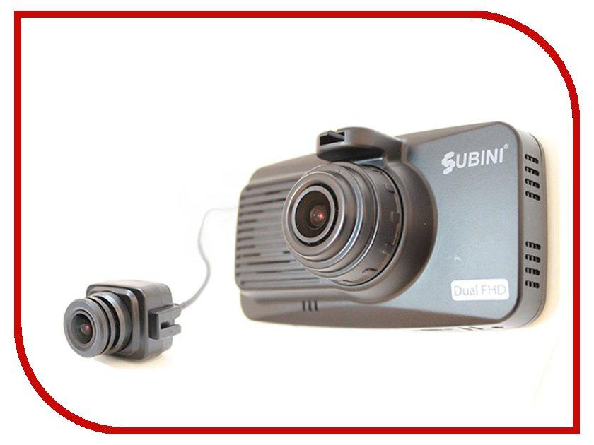 Видеорегистратор Subini X5 Pro<br>