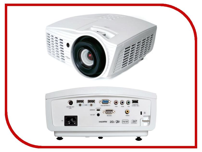 Проектор Optoma HD161X<br>