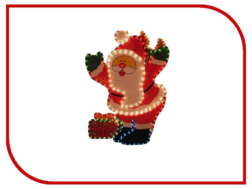 Новогодний сувенир Новогодняя Сказка Дед Мороз с подарком Новогодняя Сказка 903<br>