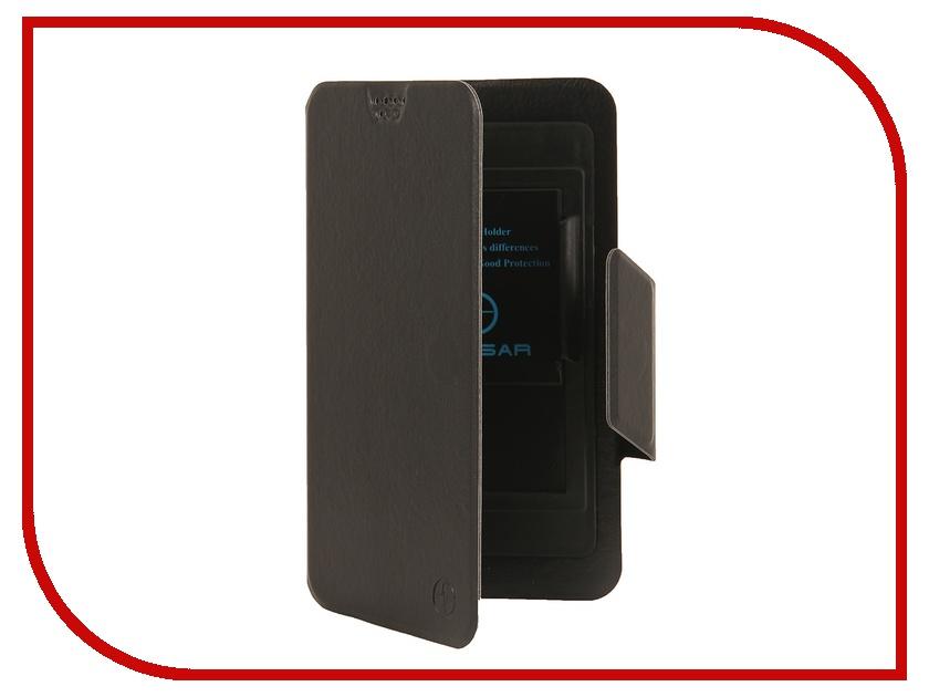 Аксессуар Чехол Pulsar Slider 4.4-5.0-inch M size универсальный Black PSU006