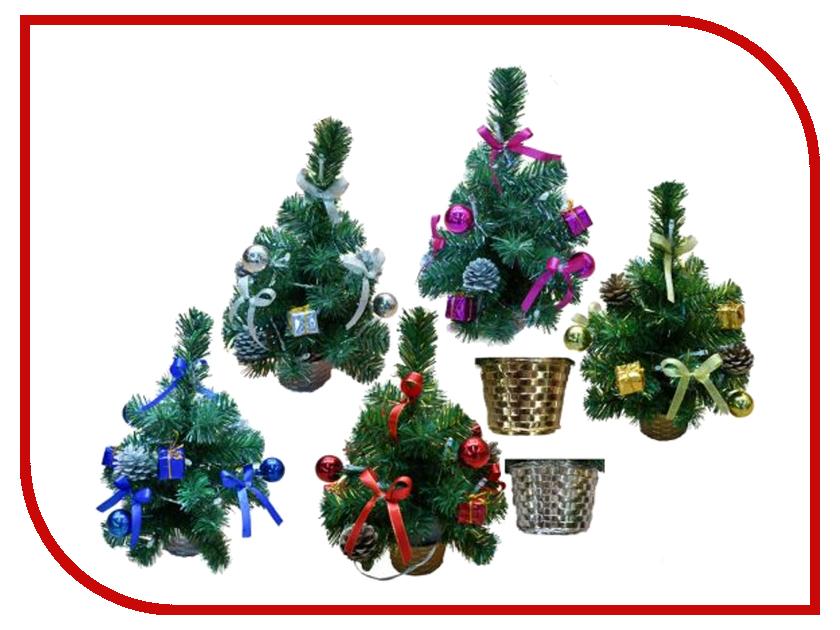 Новогодний сувенир Новогодняя Сказка Елочка 30cm 97946