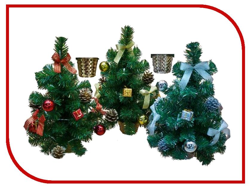 Новогодний сувенир Новогодняя Сказка Елочка 97947<br>