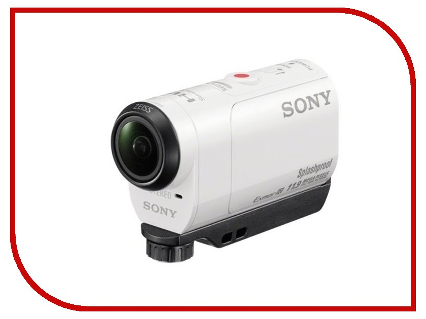 Экшн-камера Sony HDR-AZ1VW sony sony hdr cx520e hd цифровая камера