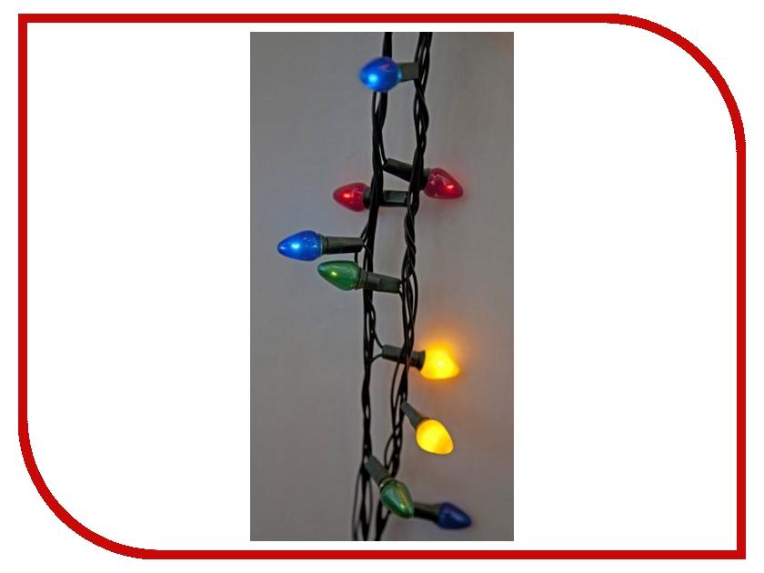 Гирлянда Новогодняя Сказка Свечи 100 LED NS97797 Pearl