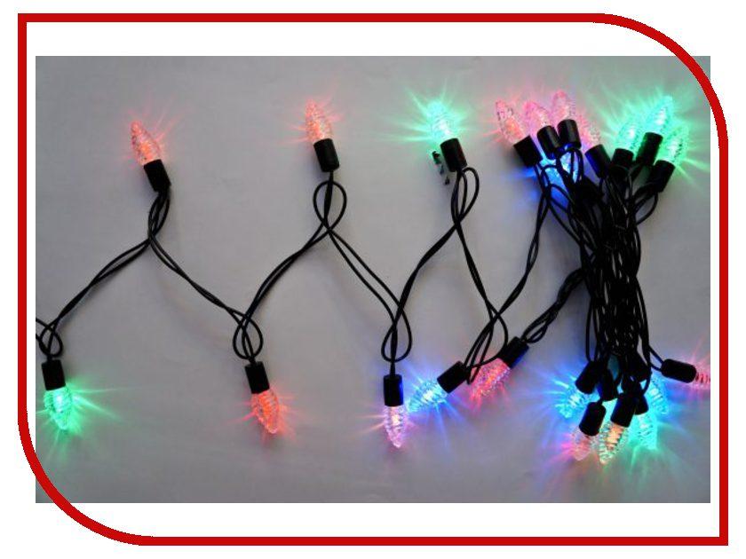 Гирлянда Новогодняя Сказка Сосульки 40 LED 971241 Multicolor<br>