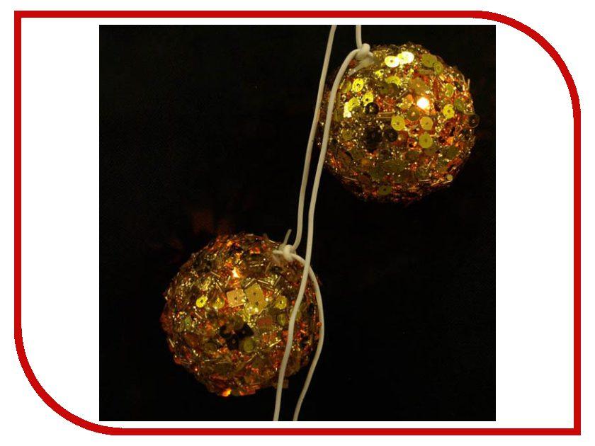 Гирлянда Новогодняя Сказка Шары 10 LED NS97216