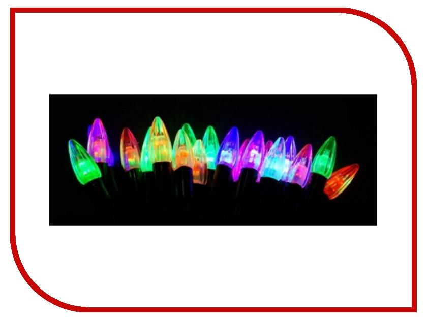 Гирлянда Новогодняя Сказка 40 LED Свечи Новогодняя Сказка 971031 Multicolor