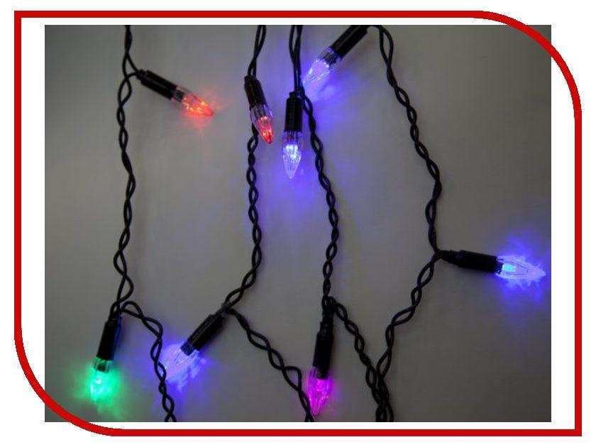 Гирлянда Новогодняя Сказка Свечи 51 LED 971035 Multicolor