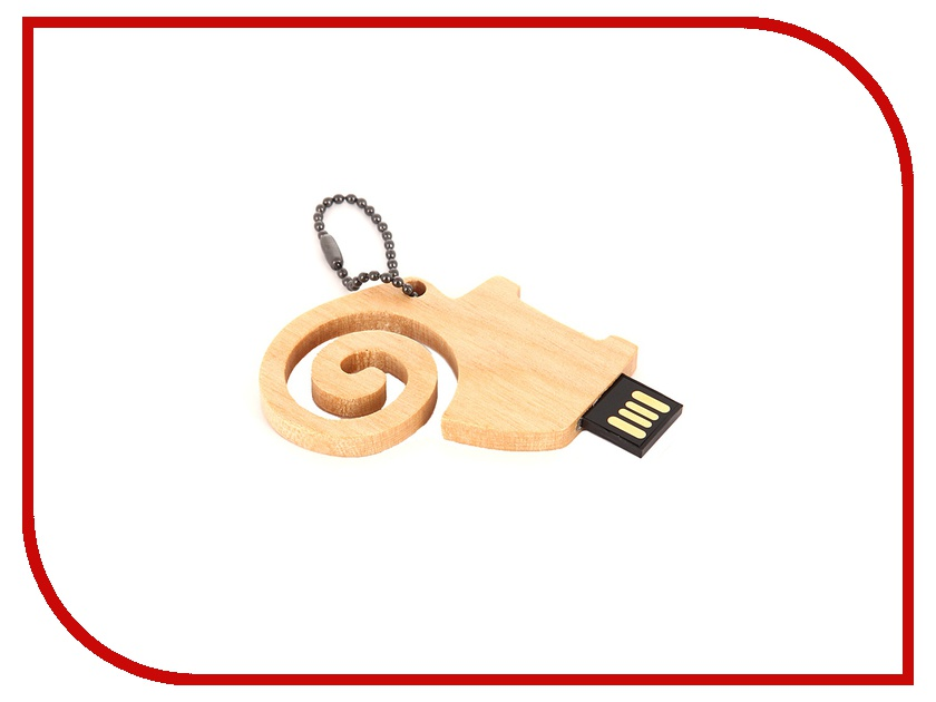 USB Flash Drive 32Gb - Союзмультфлэш Барашек FM32A7.35.LW<br>