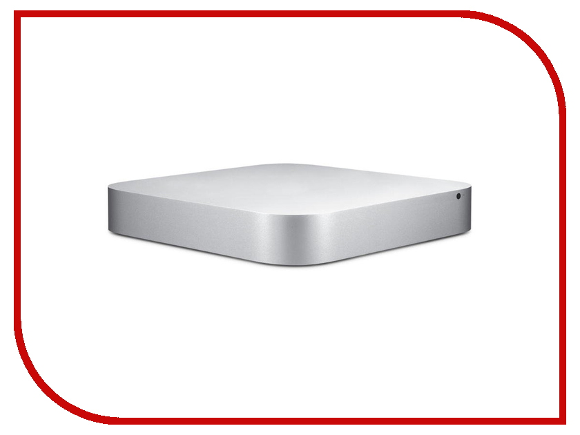Настольный компьютер APPLE Mac Mini MGEM2RU/A (Intel Core i5 1.4 GHz/4096Mb/500Gb/NO ODD/Intel HD Graphics 5000/Wi-Fi/Bluetooth/Mac OS X) портативный планшетный компьютер apple mqee2ru a