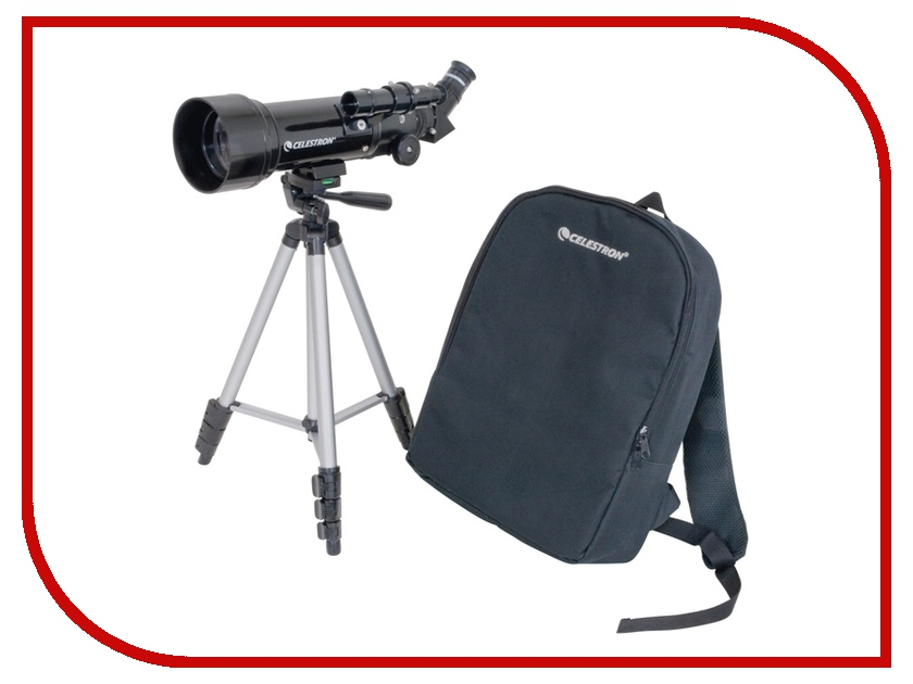 Телескоп Celestron Travel Scope 70 окуляр celestron hyperion 5 мм 1 25