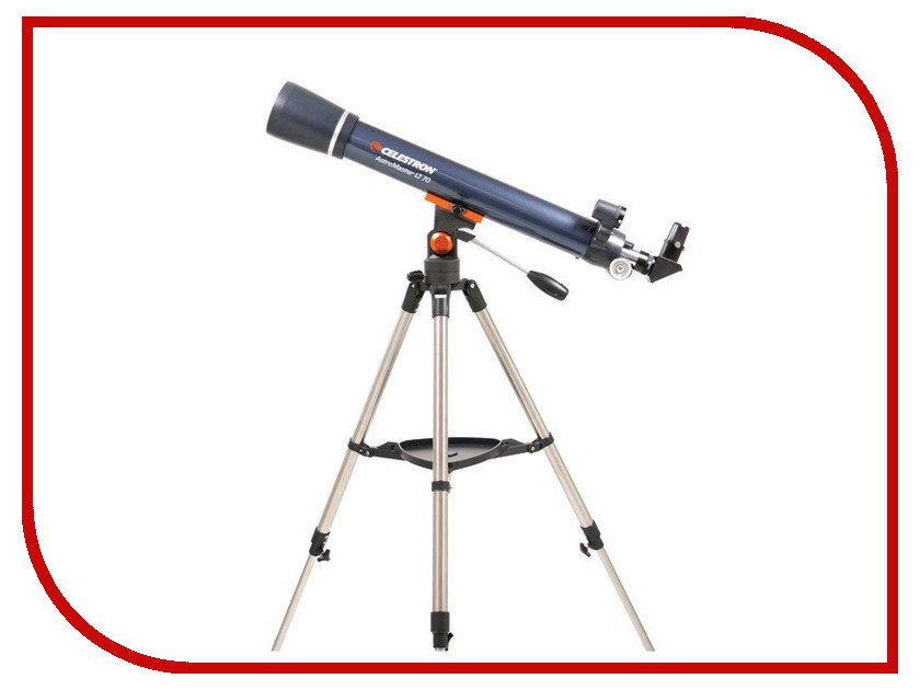 Телескопы и аксессуары AstroMaster LT 70 AZ  Телескоп Celestron AstroMaster LT 70 AZ 21074