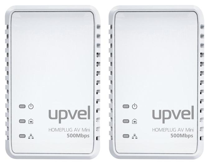 Powerline адаптер Upvel UA-251PK