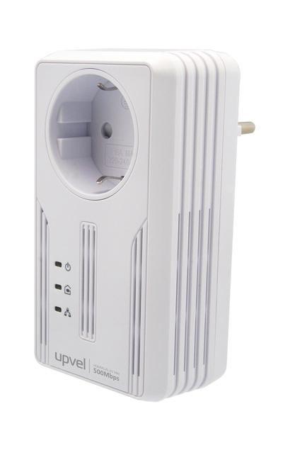 Powerline адаптер Upvel UA-252PS