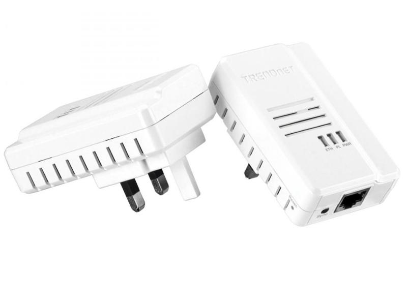Powerline адаптер TRENDnet TPL-408E2K