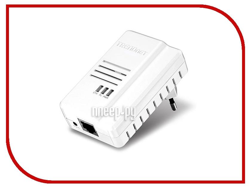 Powerline адаптер TRENDnet TPL-408E<br>