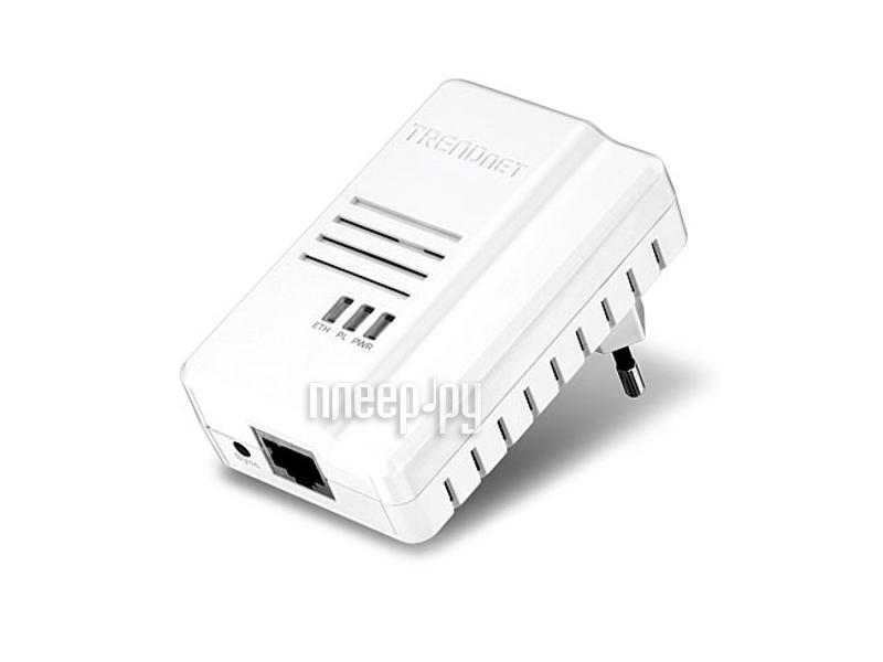 Powerline адаптер TRENDnet TPL-408E