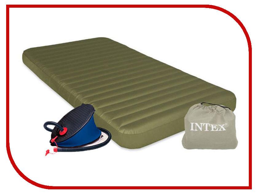 Надувной матрас Intex Super-Tough 99x191x20cm 68726