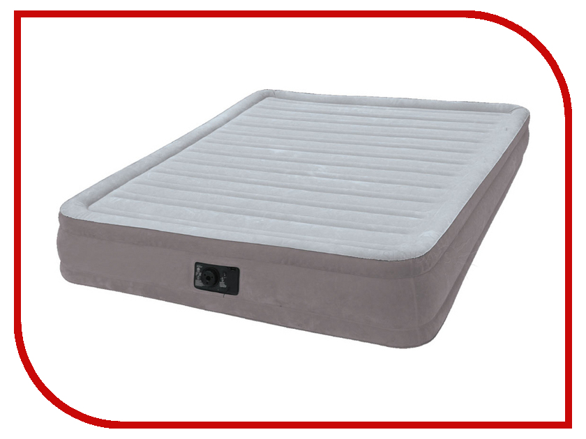 Надувной матрас Intex 203x152x33cm 67770 матрас intex classic downy bed