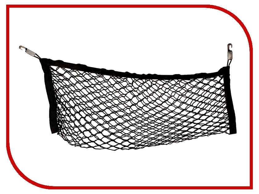 Органайзер Nevod СЕТКА-04 75-30см - сетка карман nevod багажная сетка nevod напольная эластичная  90 75см