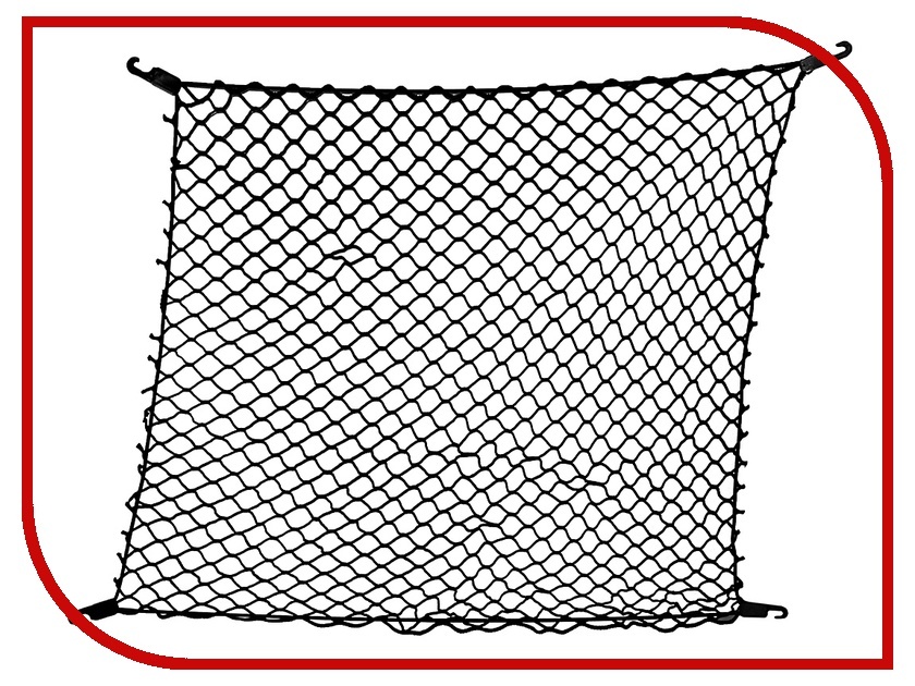 Органайзер Nevod СЕТКА-03 90-75см - сетка напольная классическая nevod багажная сетка nevod напольная эластичная  90 75см
