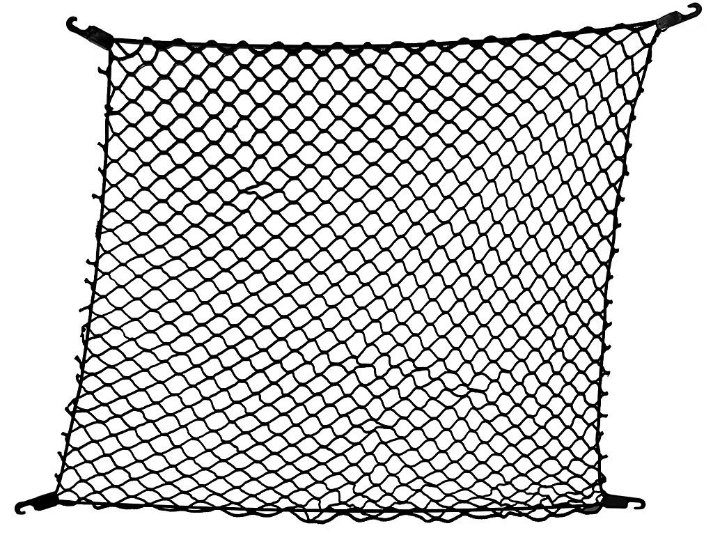 Органайзер Nevod СЕТКА-08 75-75см - сетка напольная усиленная nevod багажная сетка nevod напольная эластичная  90 75см