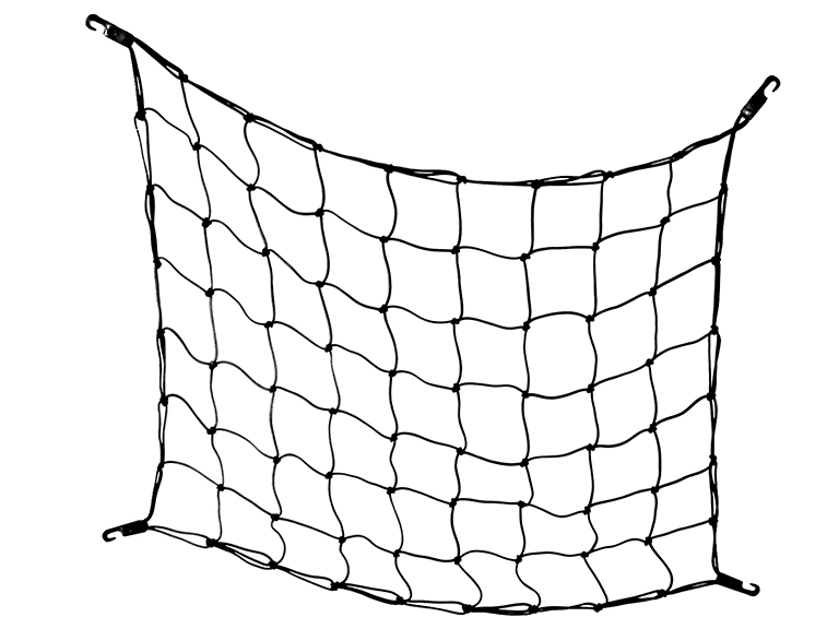 Органайзер Nevod СЕТКА-09 90-75см - сетка напольная усиленная nevod багажная сетка nevod напольная эластичная  90 75см
