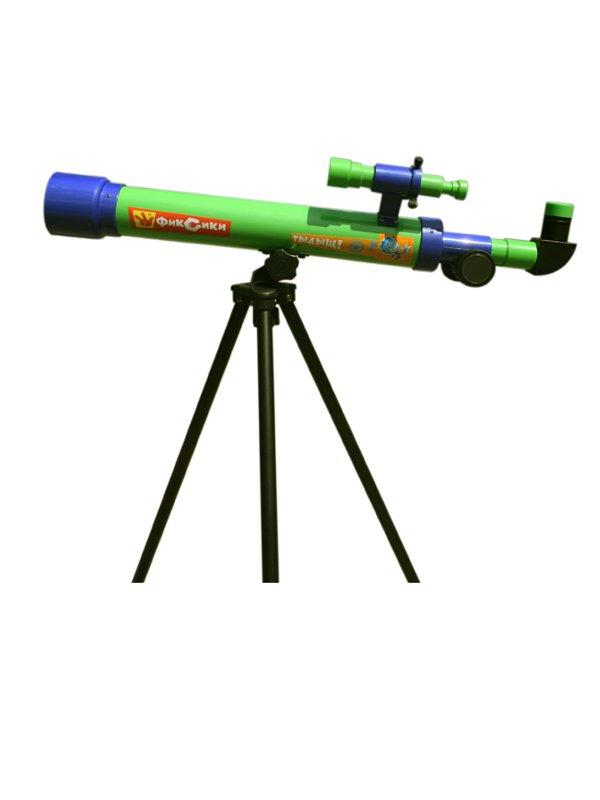 Телескоп Levenhuk Фиксики Нолик 59576