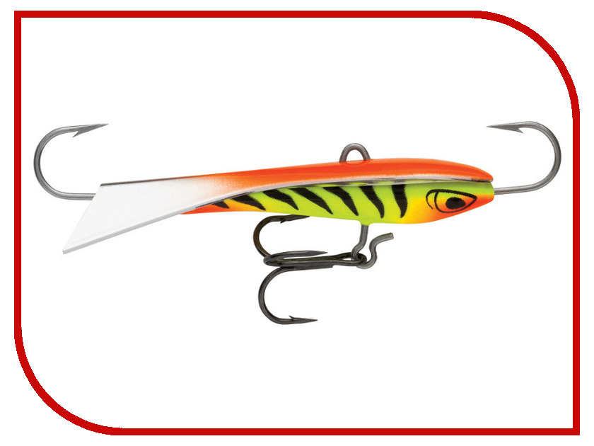 Балансир Rapala SNR06-HT 6cm/9g edcgear convenient wire winder fixing buckle w elastic strap orange