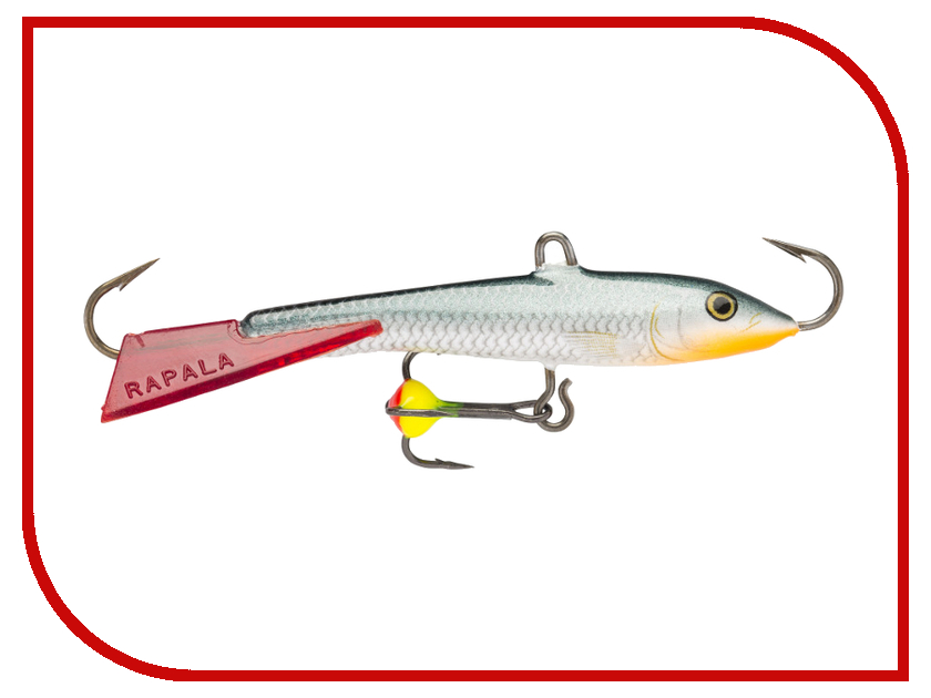 Балансир Rapala W02-PSH 2cm/4g<br>