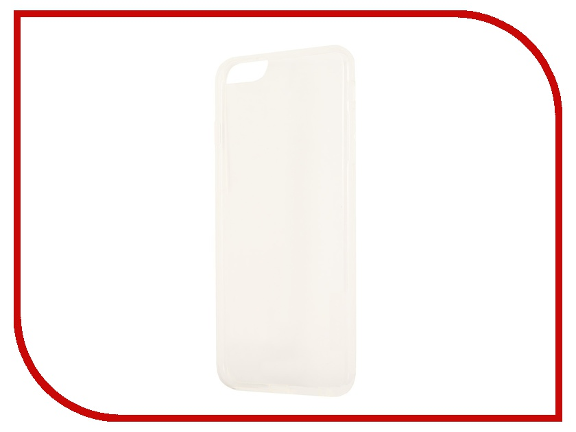 Аксессуар Чехол-накладка Nillkin Nature TPU Case for iPhone 6 Plus White T-N-Iphone6P-018