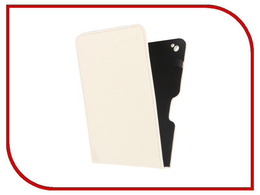 Аксессуар Чехол Good Egg for Pocketbook 650 Lira эко кожа White GE-PB650LIR2200<br>