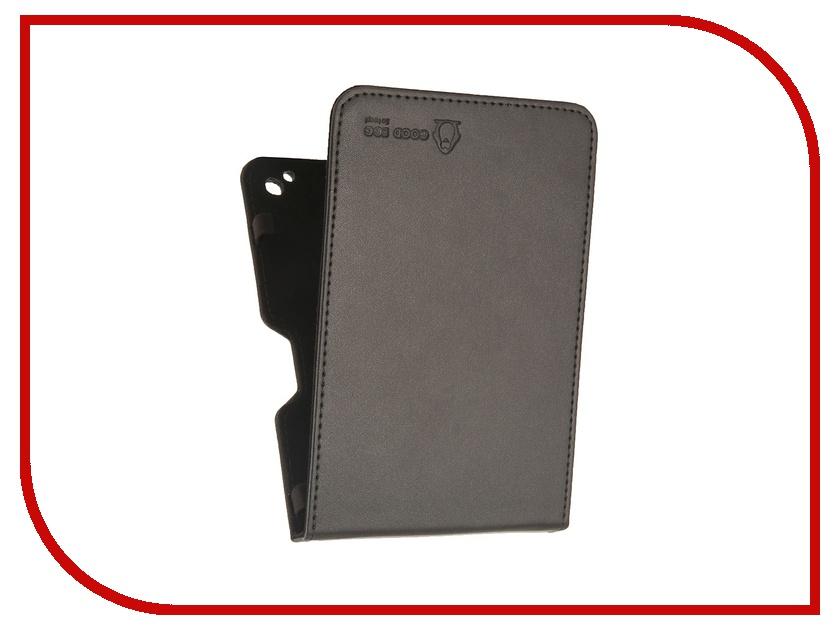 Аксессуар Чехол Good Egg for Pocketbook 650 Lira эко кожа Black GE-PB650LIR2230