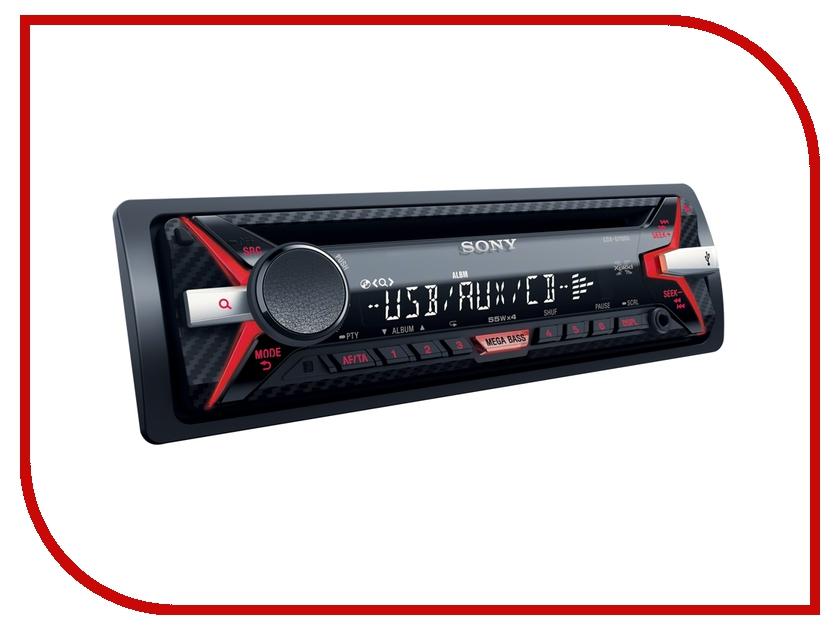 Автомагнитола Sony CDX-G1100U<br>