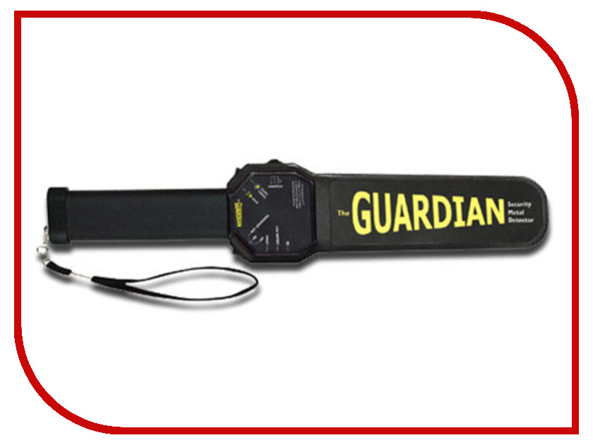 Ручной металлодетектор Bounty Hunter Guardian<br>