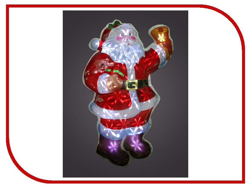 Гирлянда Новогодняя Сказка Санта с колокольчиками NS97779<br>