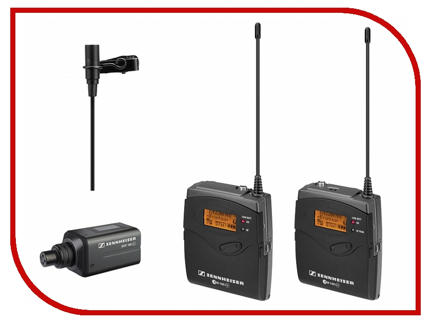 все цены на Радиосистема Sennheiser EW 100 ENG G3-A-X