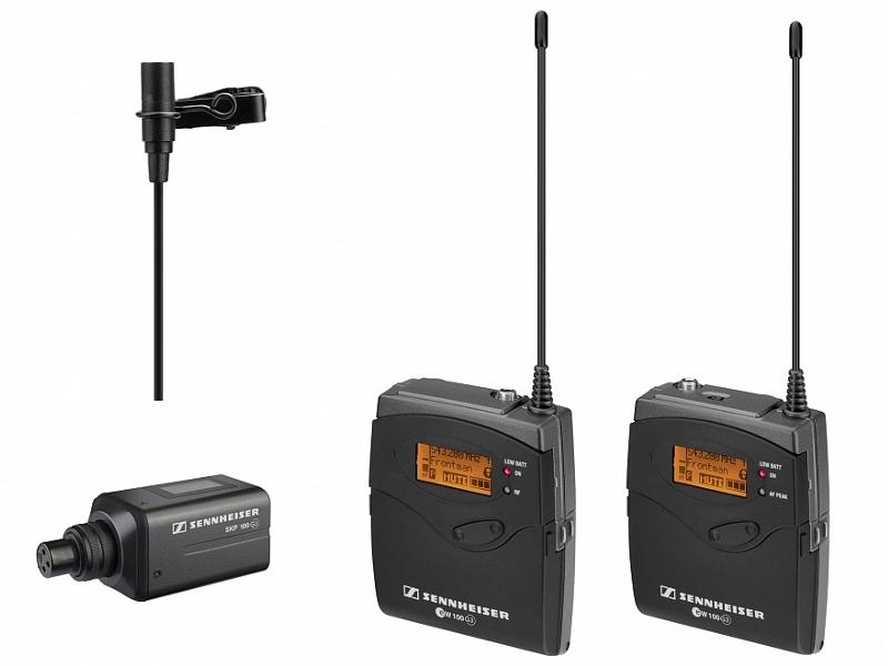 Радиомикрофон Sennheiser EW 100 ENG G3-A-X<br>