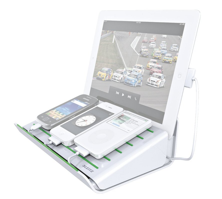 ��������� ���-������� Leitz Complete ��� iPhone/iPad/Tablet PC White 62640001