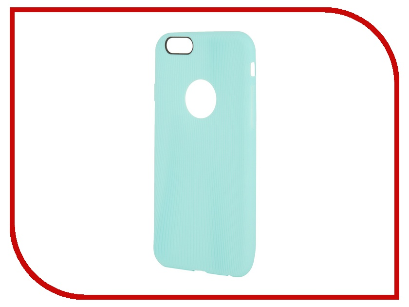 Аксессуар Чехол ROCK Melody Protective Shell for iPhone 6 Blue 69248<br>