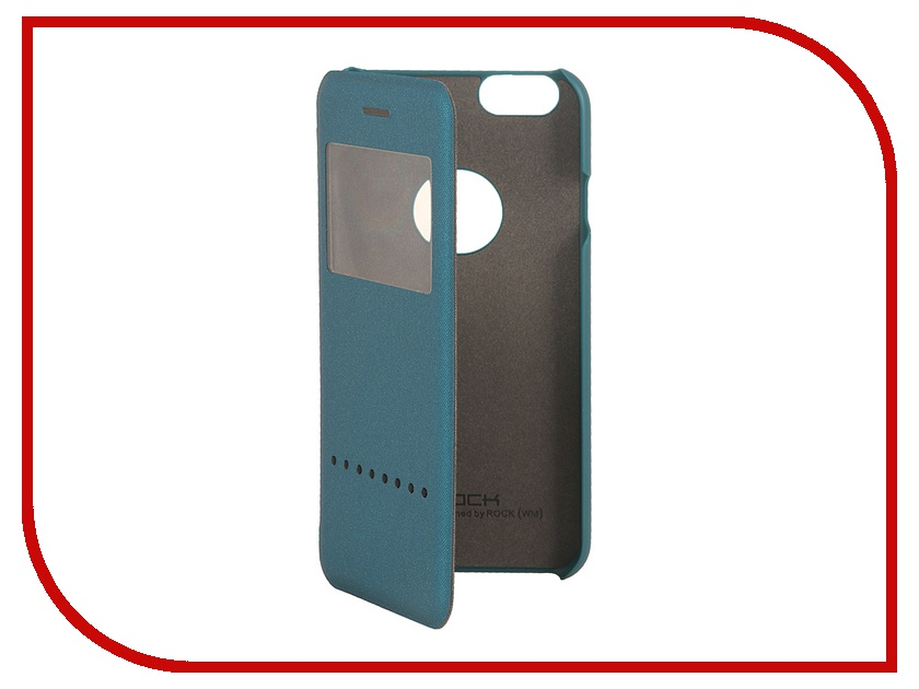 ��������� ����� ROCK Rapid for iPhone 6 Blue 70046